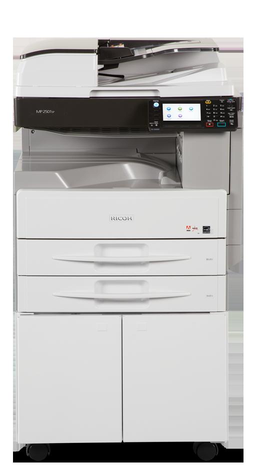 Máy photocopy Ricoh MP2501L bao gồm ARDF DF 2030