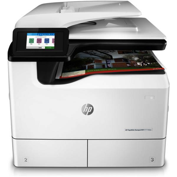 Máy photocopy HP PageWide Color MFP P77740dn