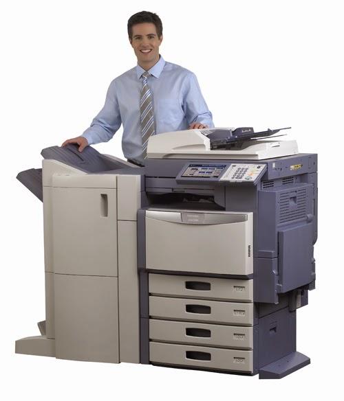 Cho thuê máy photocopy tại quận Cái Răng