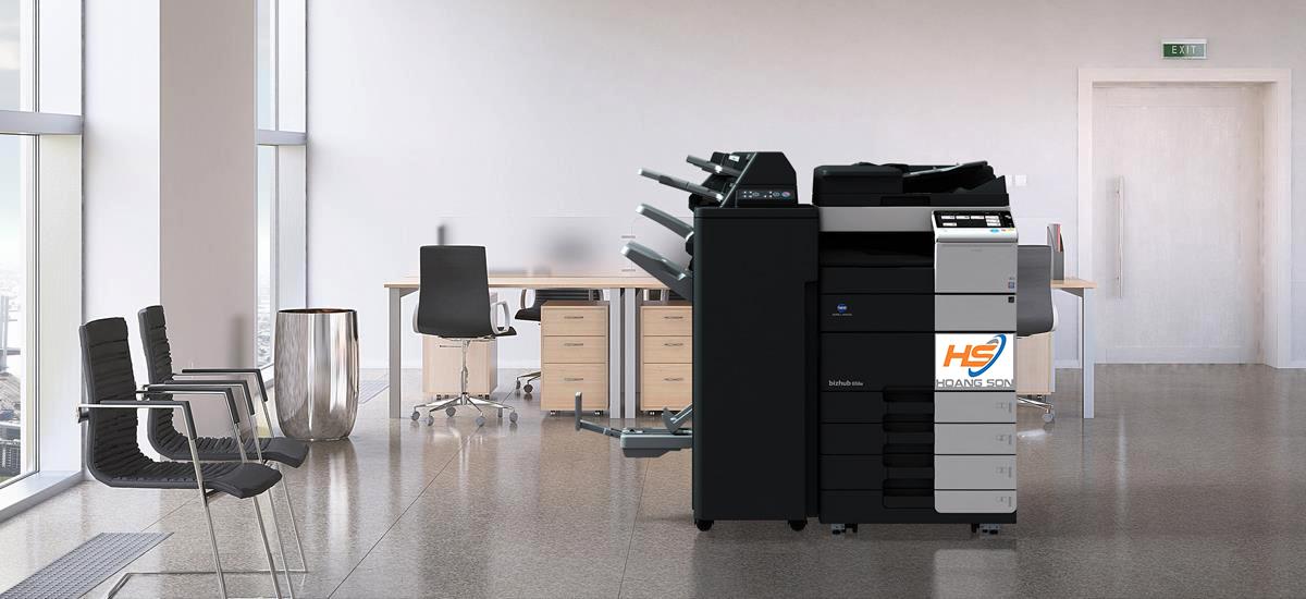 Máy photocopy Bizhub 308E