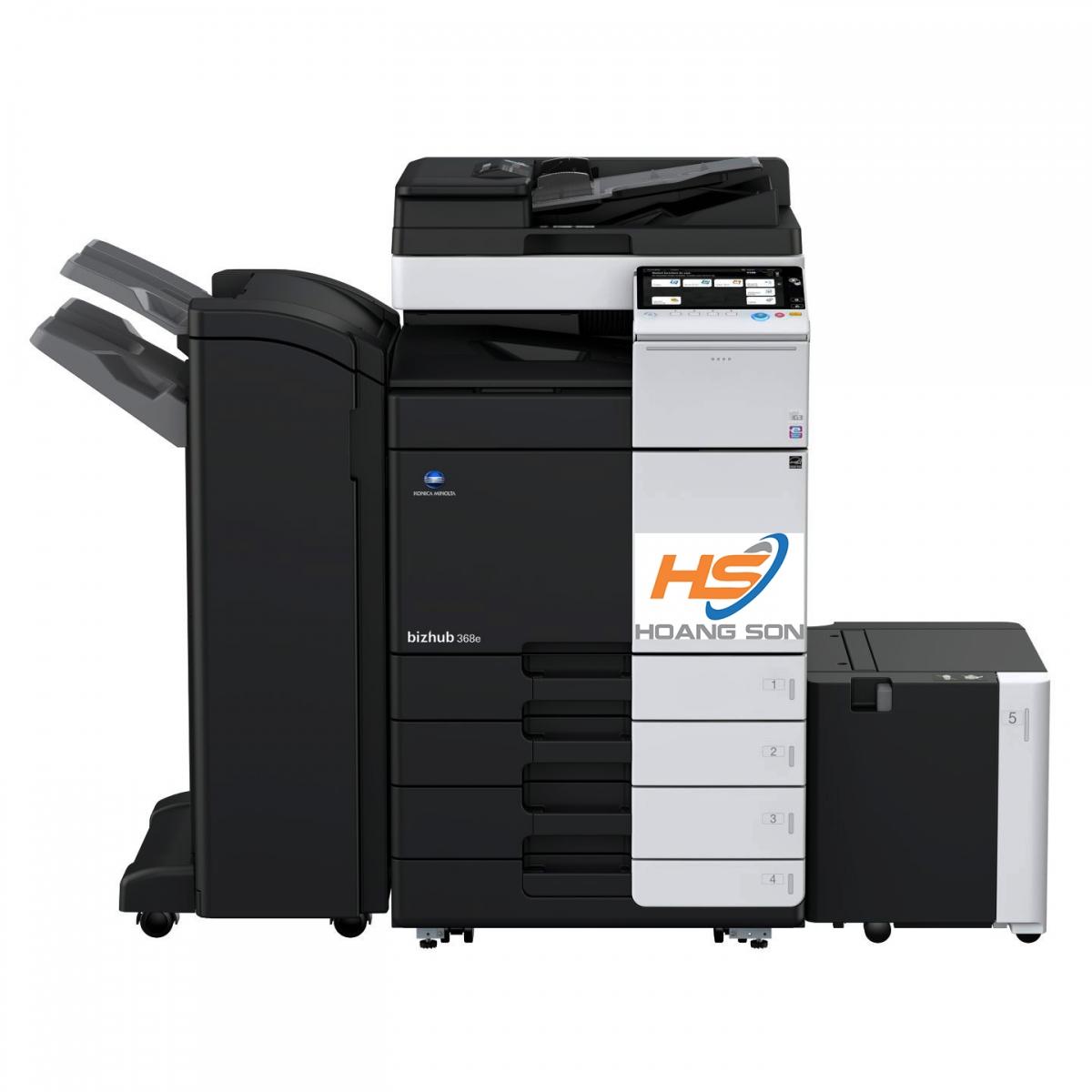 Máy photocopy Bizhub 368E