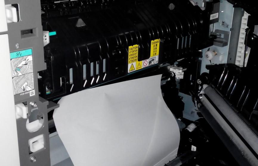 Xử lý lỗi kẹt giấy của máy photocopy Canon IR2525