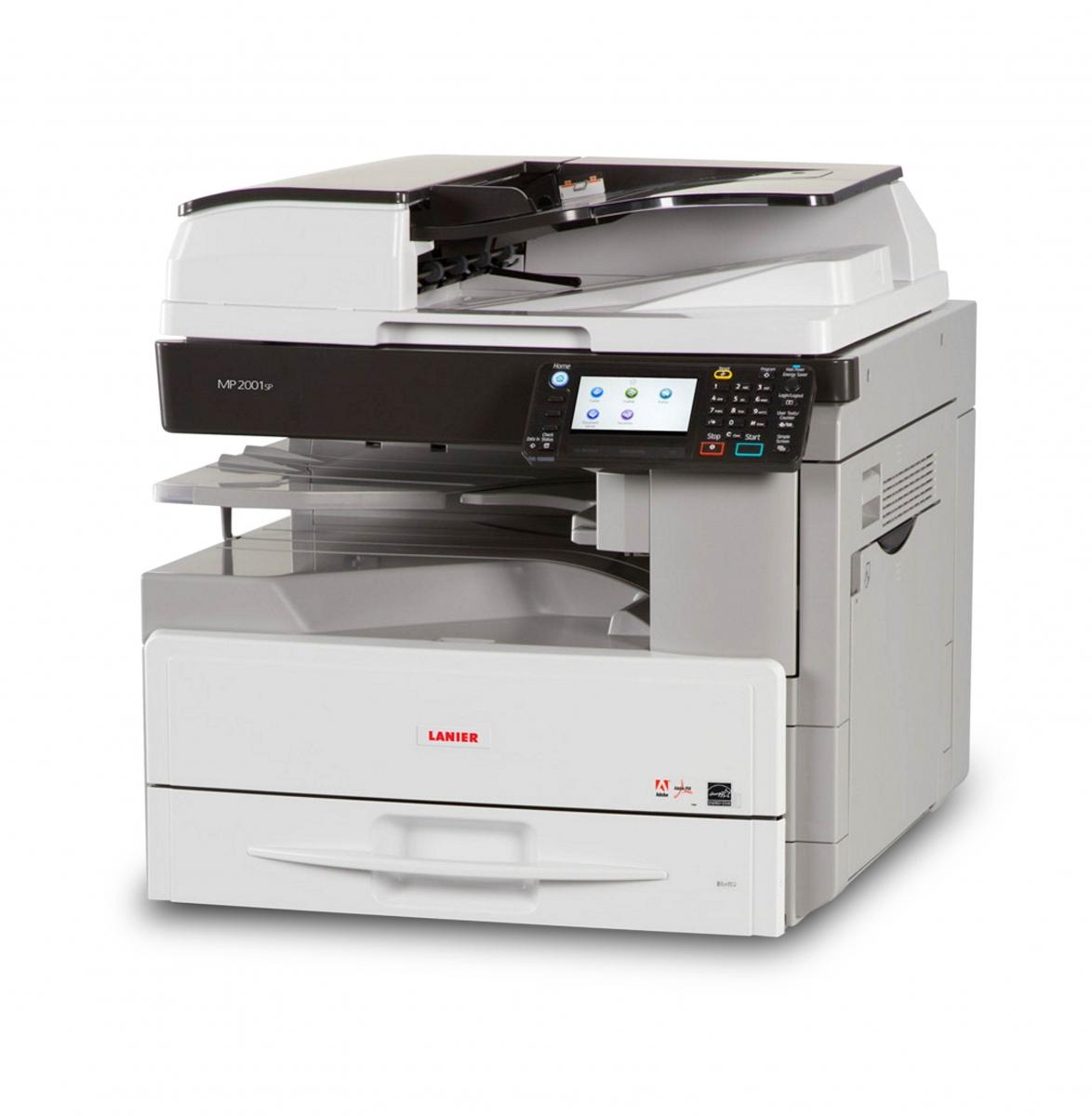 Máy photocopy Ricoh MP2001L bao gồm ARDF DF 2030