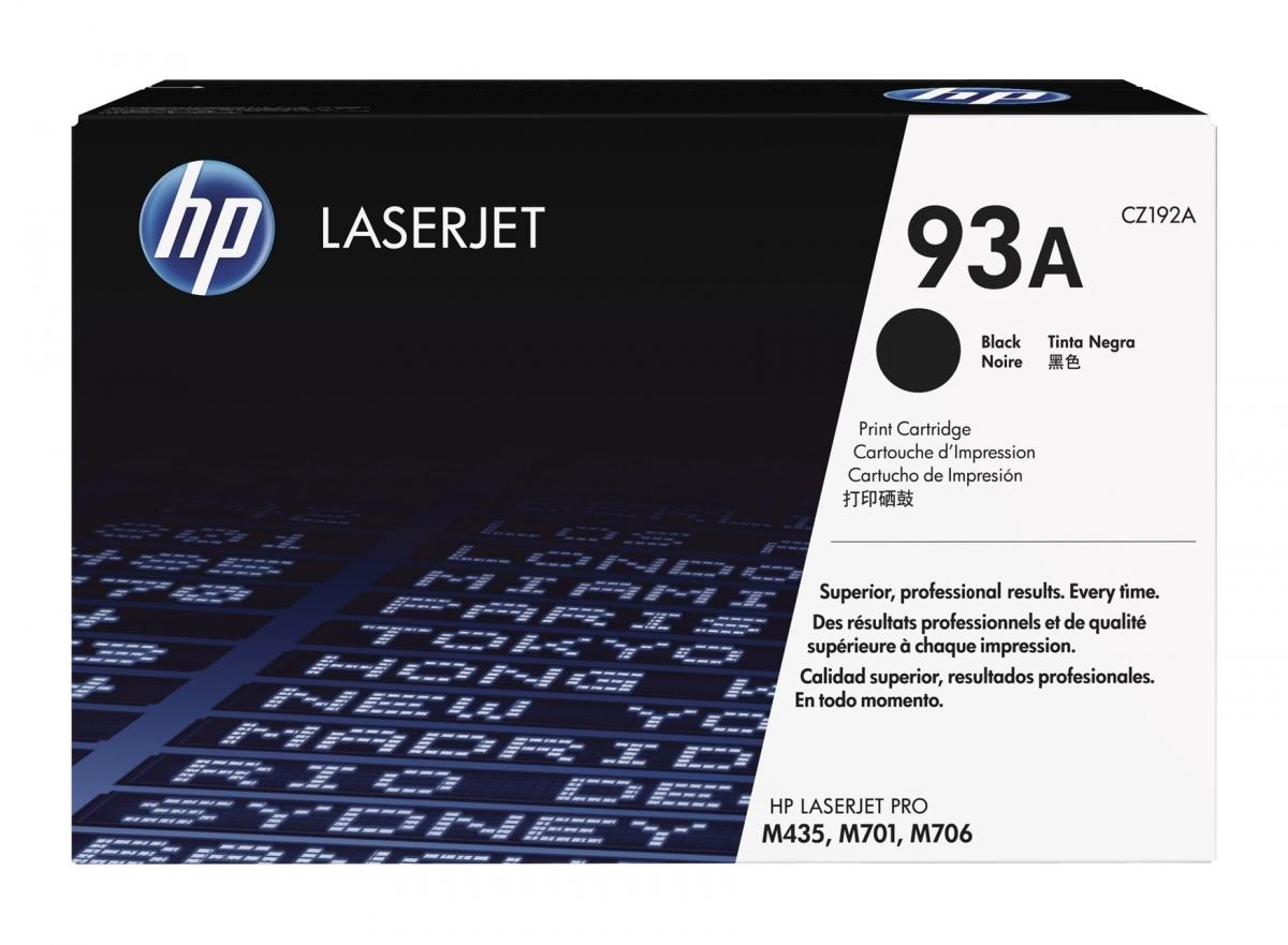 Hộp Mực in HP 93A