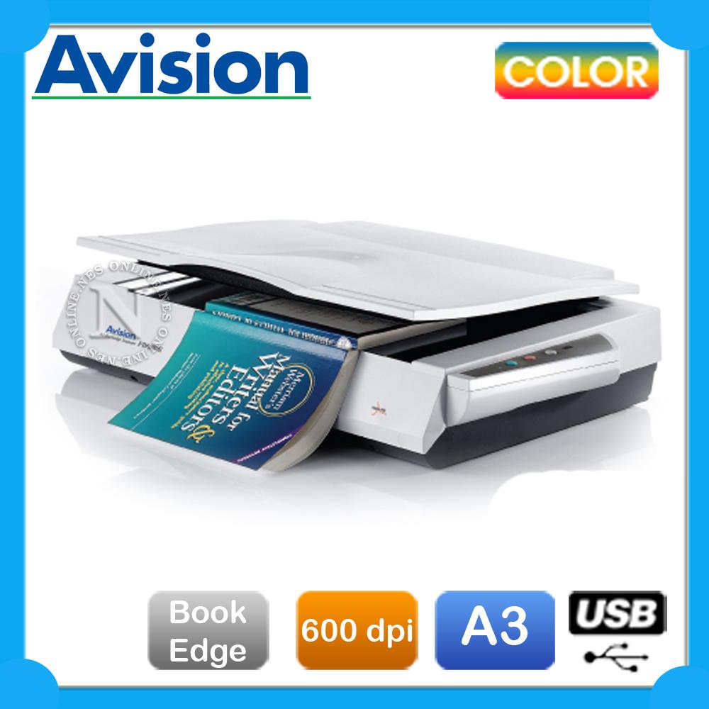 Máy Scan Avision FB - 6280E