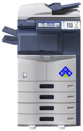 Máy Photocopy Toshiba E357