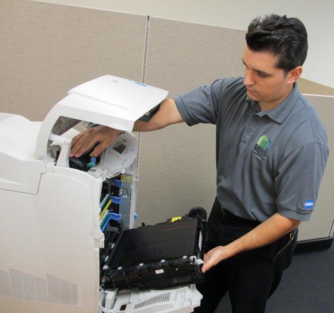 4 bước đơn giản để làm vệ sinh cho máy photocopy