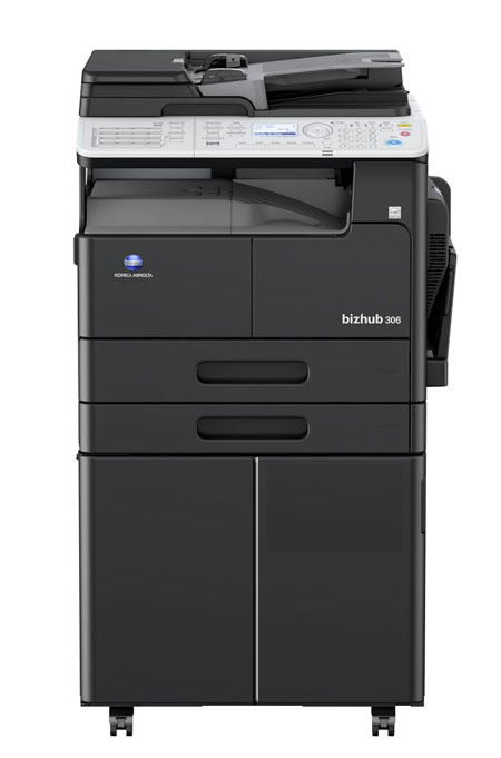 Máy photocopy Bizhub 206