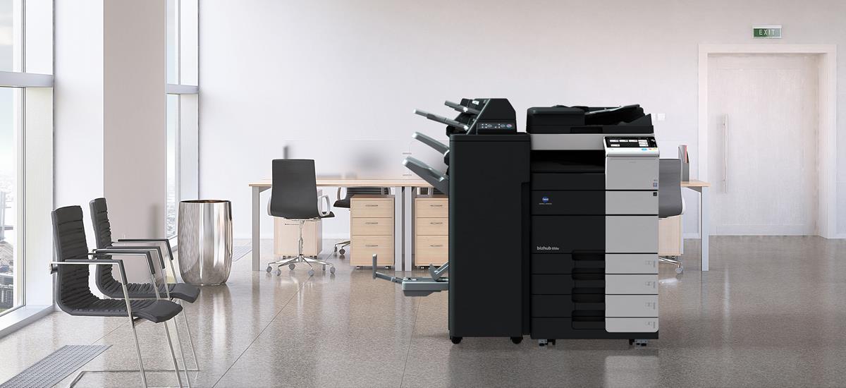 Máy photocopy Bizhub 306