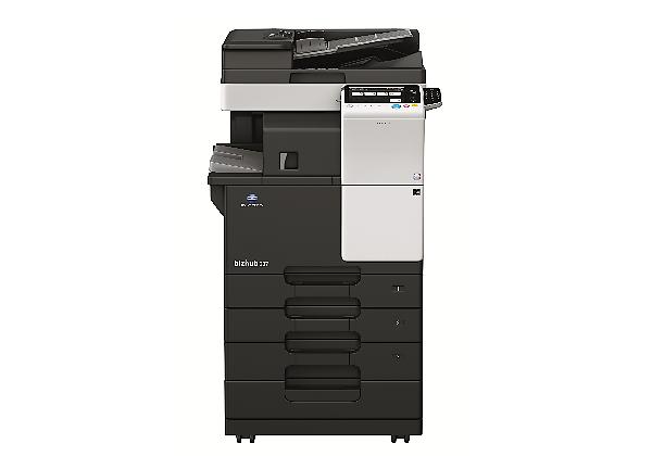 Máy photocopy Bizhub 287