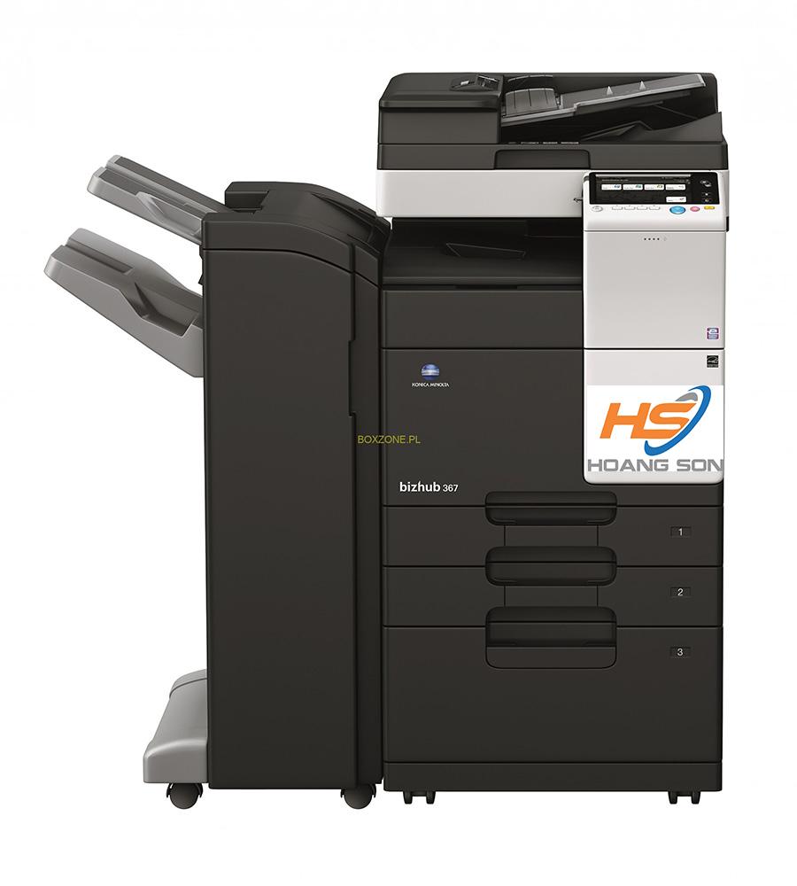 Máy photocopy Bizhub 367
