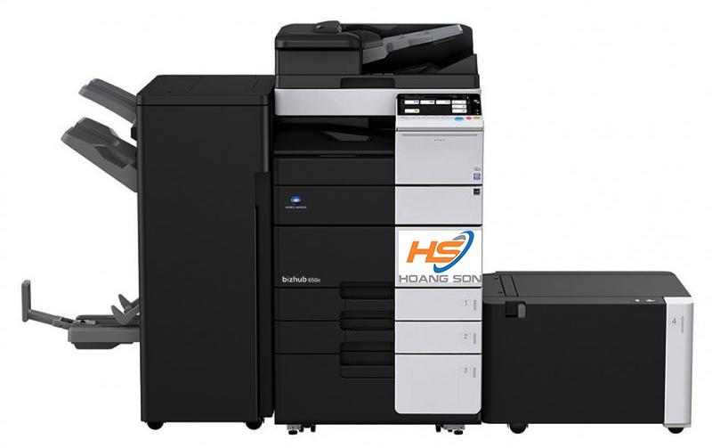 Máy photocopy Bizhub 758E