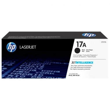 Mực in HP CF217A