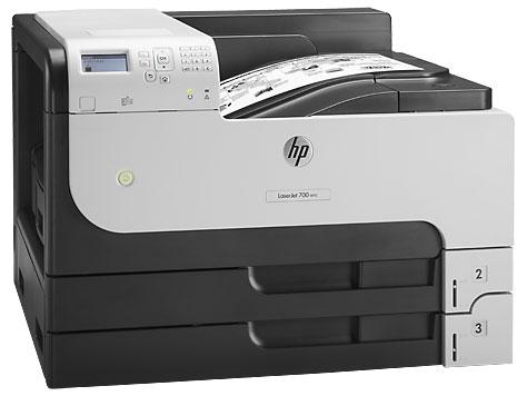 Máy in HP LaserJet Enterprise M712N
