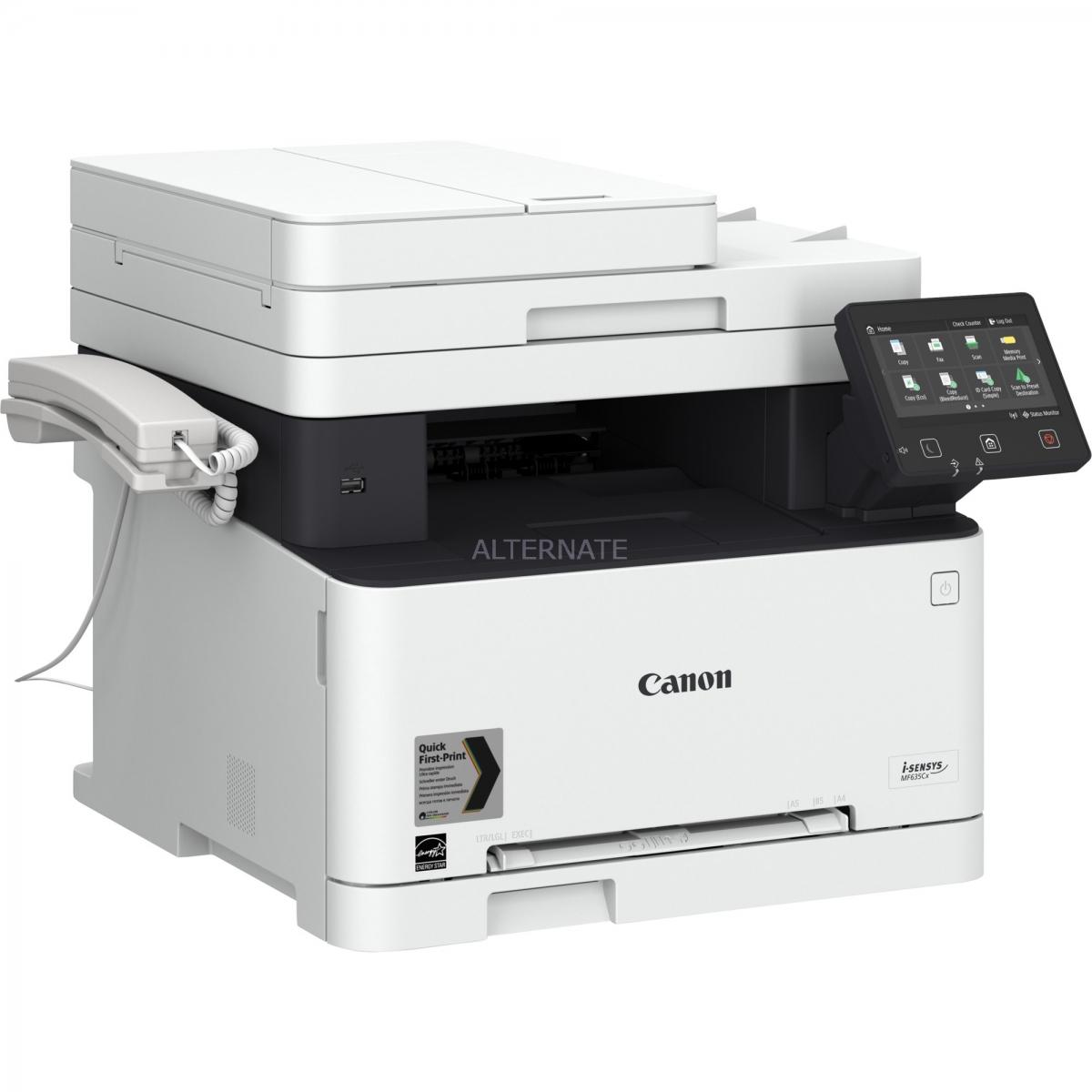 Máy in màu đa chức năng Canon MF 635CX