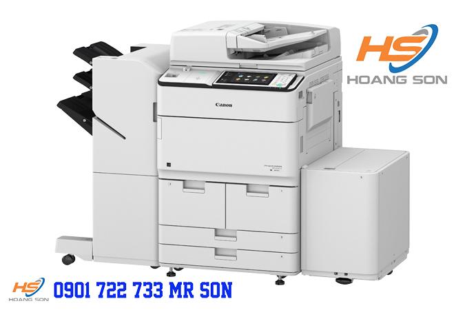 BLADE CLEANING Máy Photocopy ADVANCE 6565i